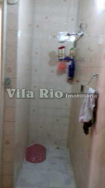 BANHEIRO - Casa 4 quartos à venda Braz de Pina, Rio de Janeiro - R$ 298.000 - VCA40026 - 19