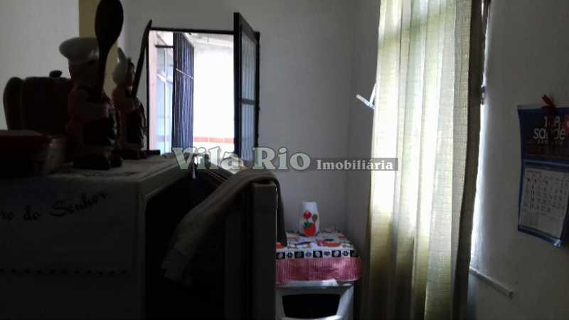 COZINHA 1 - Casa 4 quartos à venda Braz de Pina, Rio de Janeiro - R$ 298.000 - VCA40026 - 20