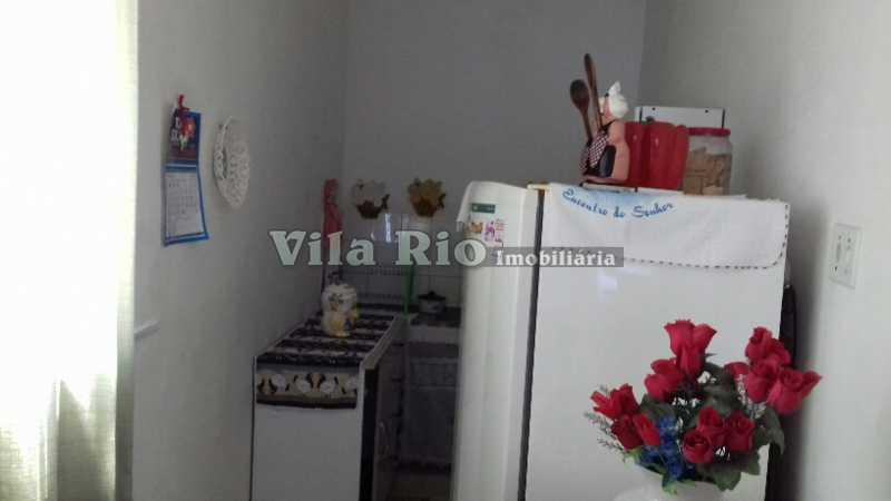 COZINHA 2 - Casa 4 quartos à venda Braz de Pina, Rio de Janeiro - R$ 298.000 - VCA40026 - 21