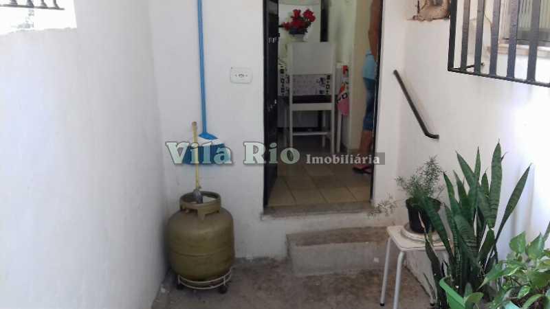 COZINHA - Casa 4 quartos à venda Braz de Pina, Rio de Janeiro - R$ 298.000 - VCA40026 - 23