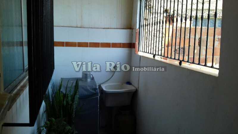 AREA - Casa 4 quartos à venda Braz de Pina, Rio de Janeiro - R$ 298.000 - VCA40026 - 24
