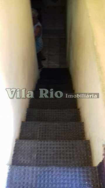 ESCADA - Casa 4 quartos à venda Braz de Pina, Rio de Janeiro - R$ 298.000 - VCA40026 - 25