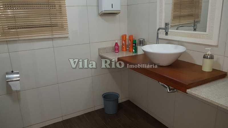 BANHEIRO 1 - Apartamento Parada de Lucas,Rio de Janeiro,RJ À Venda,4 Quartos,75m² - VAP40003 - 10