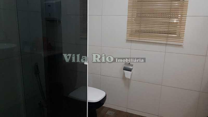 BANHEIRO1 2 - Apartamento Parada de Lucas,Rio de Janeiro,RJ À Venda,4 Quartos,75m² - VAP40003 - 12