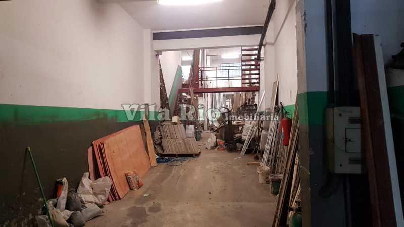 GALPÃO 1 - Galpão 375m² à venda Parada de Lucas, Rio de Janeiro - R$ 350.000 - VGA00014 - 3