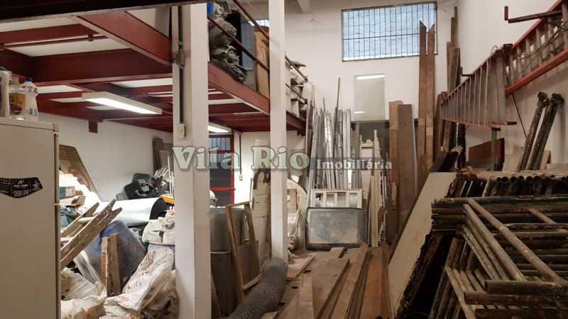 GALPÃO 6 - Galpão 375m² à venda Parada de Lucas, Rio de Janeiro - R$ 350.000 - VGA00014 - 7