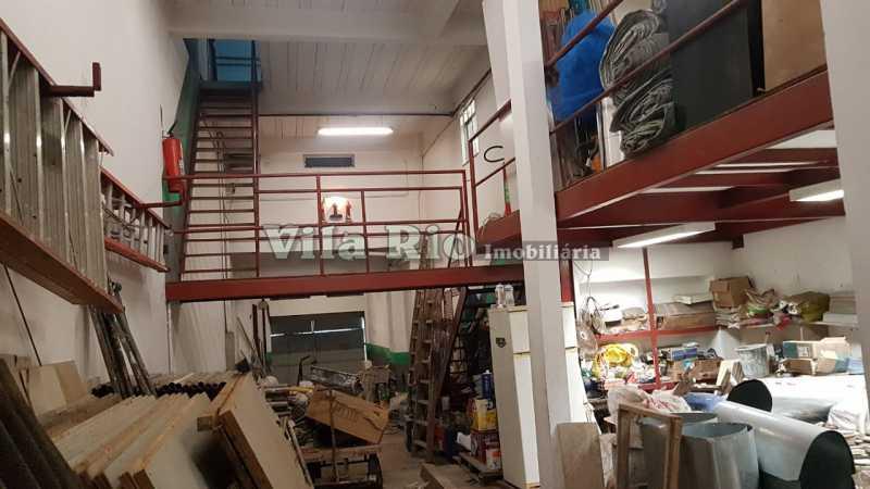 GALPÃO 7 - Galpão 375m² à venda Parada de Lucas, Rio de Janeiro - R$ 350.000 - VGA00014 - 8