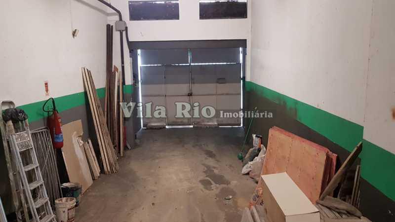 GALPÃO 8 - Galpão 375m² à venda Parada de Lucas, Rio de Janeiro - R$ 350.000 - VGA00014 - 9