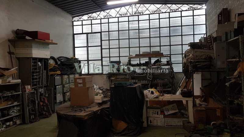 GALPÃO 9 - Galpão 375m² à venda Parada de Lucas, Rio de Janeiro - R$ 350.000 - VGA00014 - 10