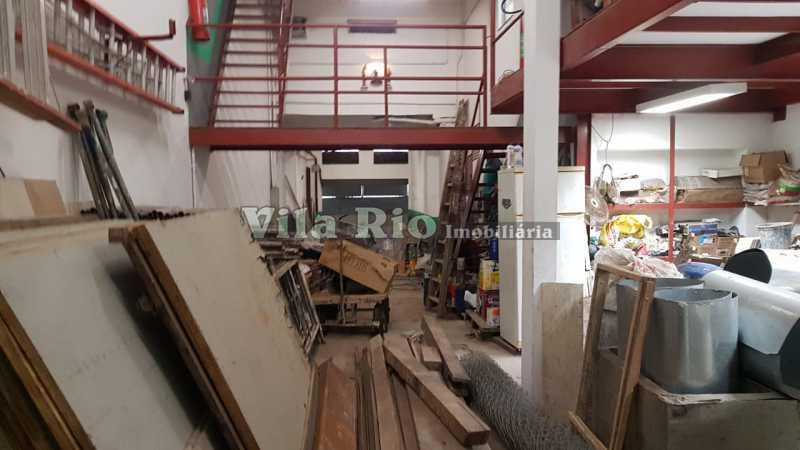 GALPÃO 10 - Galpão 375m² à venda Parada de Lucas, Rio de Janeiro - R$ 350.000 - VGA00014 - 11