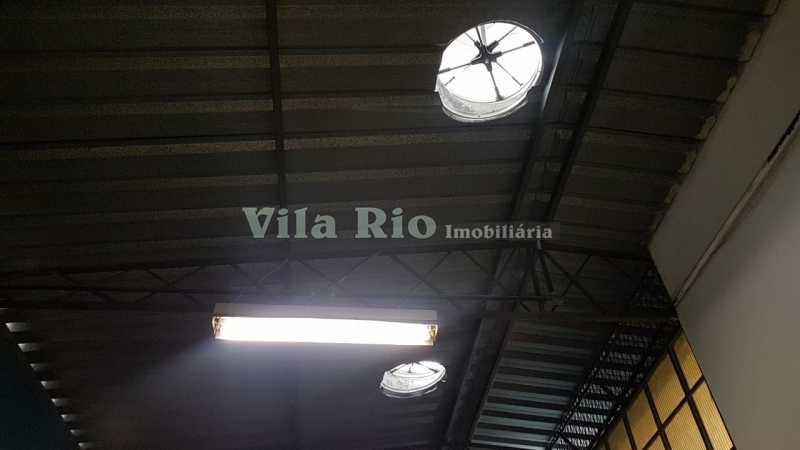 GALPÃO 16 - Galpão 375m² à venda Parada de Lucas, Rio de Janeiro - R$ 350.000 - VGA00014 - 17