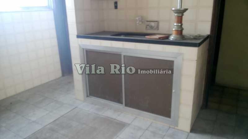 COZINHA 1 - Galpão 377m² à venda Vila da Penha, Rio de Janeiro - R$ 1.350.000 - VGA00015 - 10