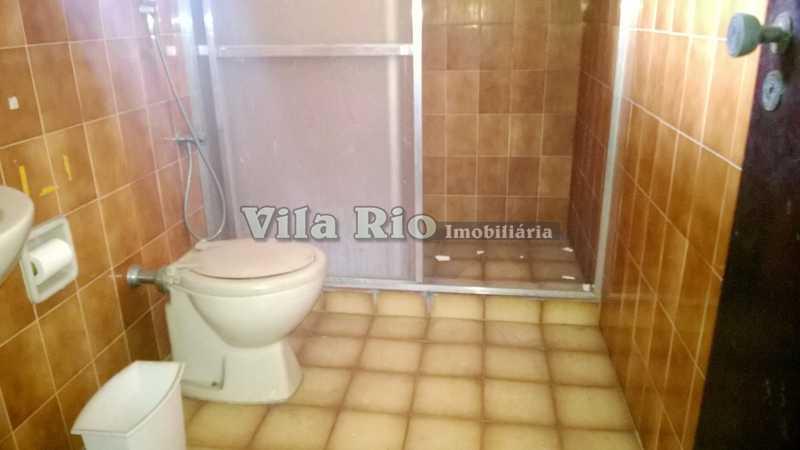 BANHEIRO - Galpão 377m² à venda Vila da Penha, Rio de Janeiro - R$ 1.350.000 - VGA00015 - 12