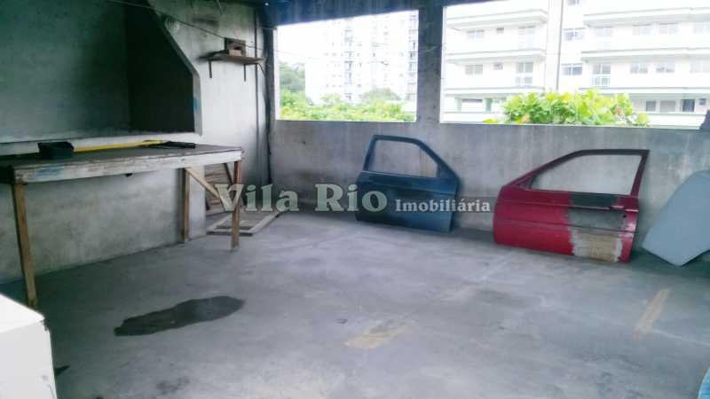 TERRAÇO 2 - Galpão 377m² à venda Vila da Penha, Rio de Janeiro - R$ 1.350.000 - VGA00015 - 17