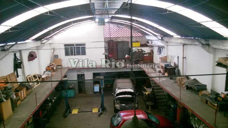 GALPÃO 3 - Galpão 377m² à venda Vila da Penha, Rio de Janeiro - R$ 1.350.000 - VGA00015 - 24