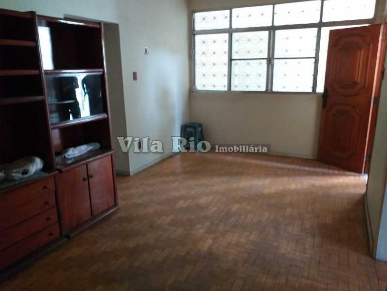 SALA CASA DE BAIXO 1 - Casa 2 quartos à venda Vicente de Carvalho, Rio de Janeiro - R$ 280.000 - VCA20036 - 3