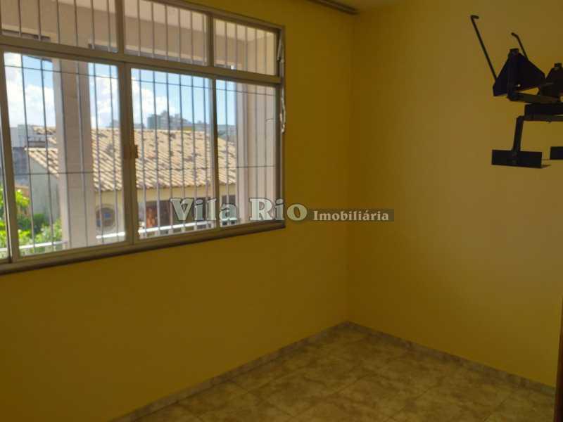 QUARTO CASA DE CIMA  1 - Casa 2 quartos à venda Vicente de Carvalho, Rio de Janeiro - R$ 280.000 - VCA20036 - 9
