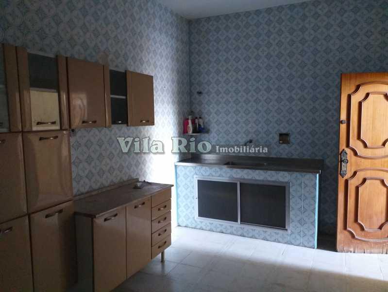 COZINHA CASA DE BAIXO 1 - Casa 2 quartos à venda Vicente de Carvalho, Rio de Janeiro - R$ 280.000 - VCA20036 - 14