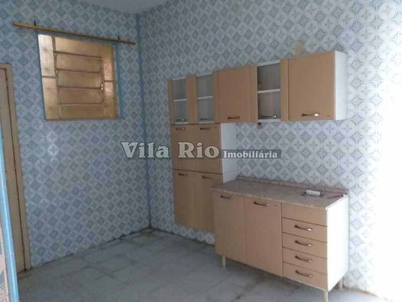 COZINHA CASA DE BAIXO 2 - Casa 2 quartos à venda Vicente de Carvalho, Rio de Janeiro - R$ 280.000 - VCA20036 - 15