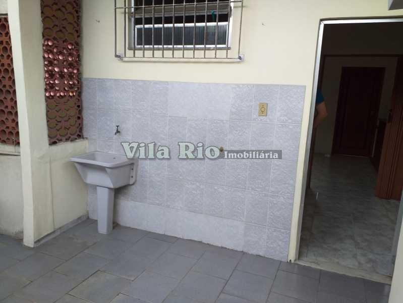 ÁREA - Casa 2 quartos à venda Vicente de Carvalho, Rio de Janeiro - R$ 280.000 - VCA20036 - 18