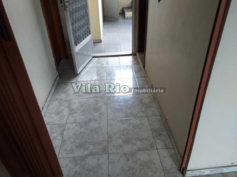 CIRCULAÇÃO CASA DE CIMA - Casa 2 quartos à venda Vicente de Carvalho, Rio de Janeiro - R$ 280.000 - VCA20036 - 20