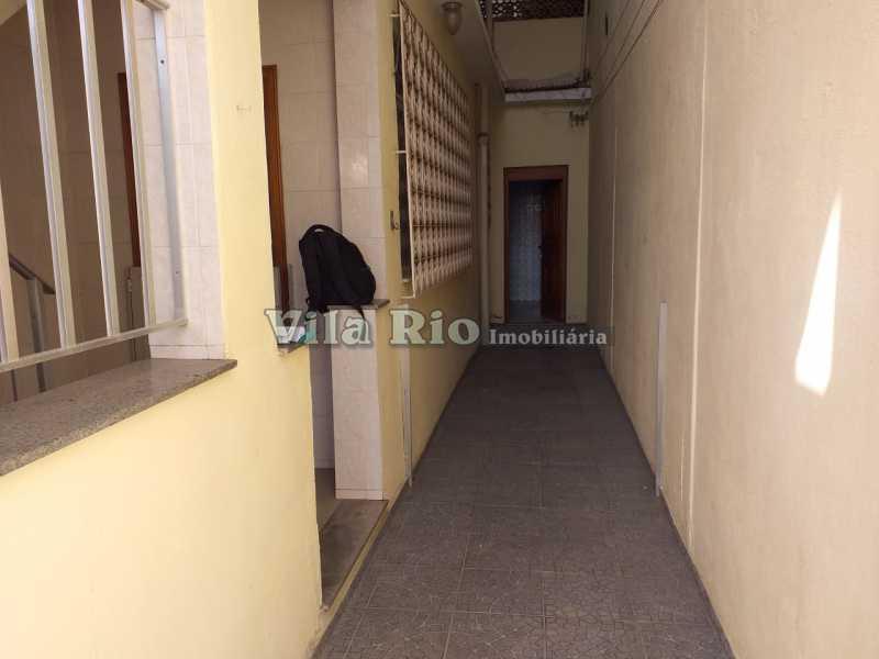 CIRCULAÇÃO EXTERNA 1 - Casa 2 quartos à venda Vicente de Carvalho, Rio de Janeiro - R$ 280.000 - VCA20036 - 21