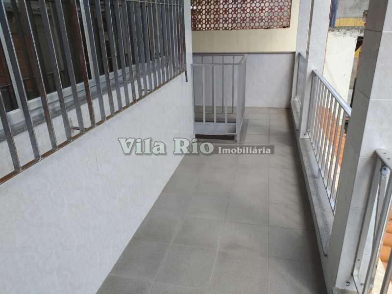 VARANDA CASA DE CIMA 2 - Casa 2 quartos à venda Vicente de Carvalho, Rio de Janeiro - R$ 280.000 - VCA20036 - 28