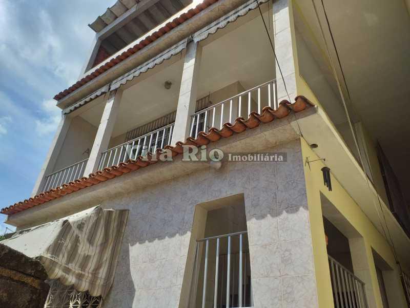 FACHADA1 - Casa 2 quartos à venda Vicente de Carvalho, Rio de Janeiro - R$ 280.000 - VCA20036 - 1