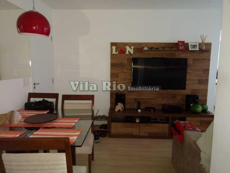SALA 2. - Apartamento 2 quartos à venda Vila da Penha, Rio de Janeiro - R$ 225.000 - VAP20403 - 3