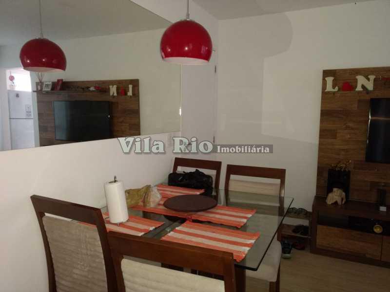 SALA 3. - Apartamento 2 quartos à venda Vila da Penha, Rio de Janeiro - R$ 225.000 - VAP20403 - 4