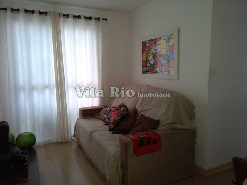 SALA 4. - Apartamento 2 quartos à venda Vila da Penha, Rio de Janeiro - R$ 225.000 - VAP20403 - 5