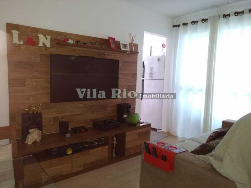 SALA. - Apartamento 2 quartos à venda Vila da Penha, Rio de Janeiro - R$ 225.000 - VAP20403 - 7