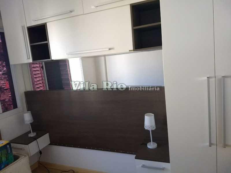 QUARTO 2. - Apartamento 2 quartos à venda Vila da Penha, Rio de Janeiro - R$ 225.000 - VAP20403 - 9