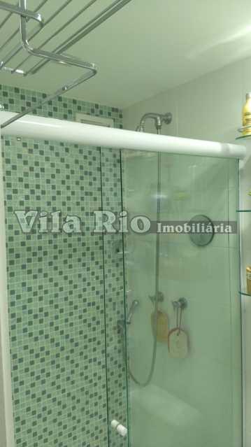 BANHEIRO 1. - Apartamento 2 quartos à venda Vila da Penha, Rio de Janeiro - R$ 225.000 - VAP20403 - 14