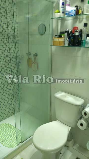 BANHEIRO 2. - Apartamento 2 quartos à venda Vila da Penha, Rio de Janeiro - R$ 225.000 - VAP20403 - 15