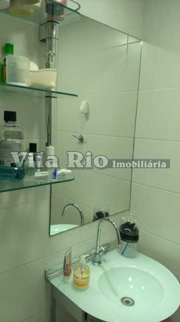 BANHEIRO. - Apartamento 2 quartos à venda Vila da Penha, Rio de Janeiro - R$ 225.000 - VAP20403 - 16