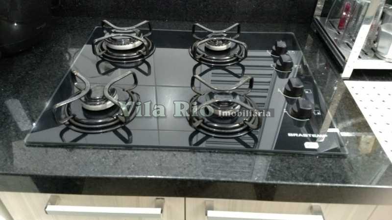 COZINHA. - Apartamento 2 quartos à venda Vila da Penha, Rio de Janeiro - R$ 225.000 - VAP20403 - 19