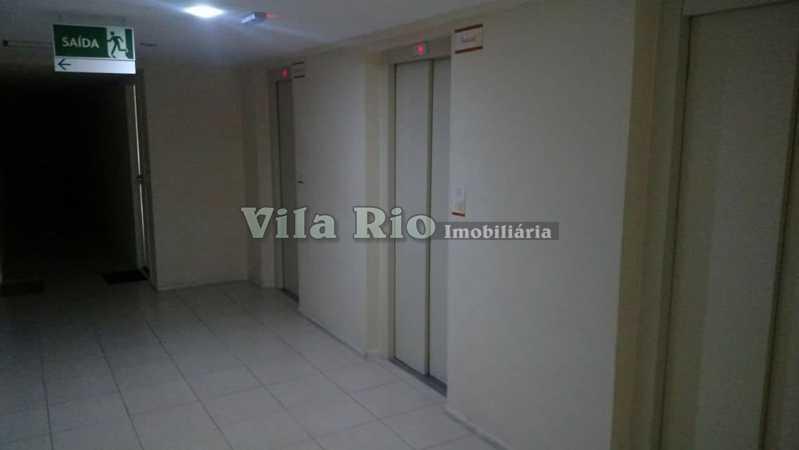 ELEVADOR. - Apartamento 2 quartos à venda Vila da Penha, Rio de Janeiro - R$ 225.000 - VAP20403 - 20