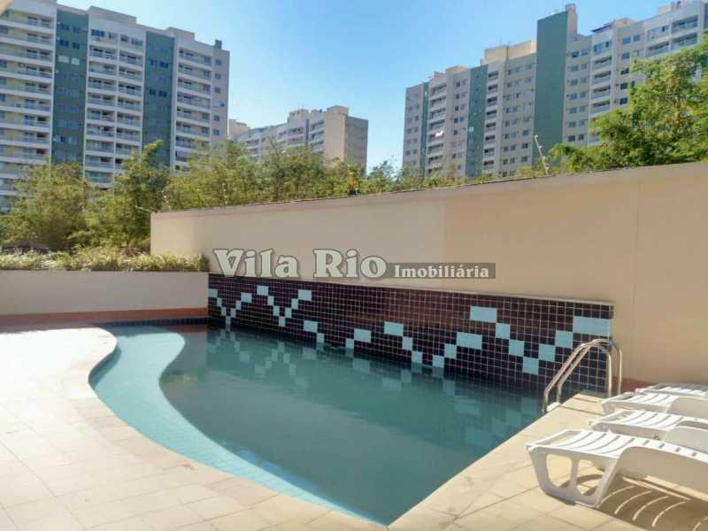 PISCINA. - Apartamento 2 quartos à venda Vila da Penha, Rio de Janeiro - R$ 225.000 - VAP20403 - 21