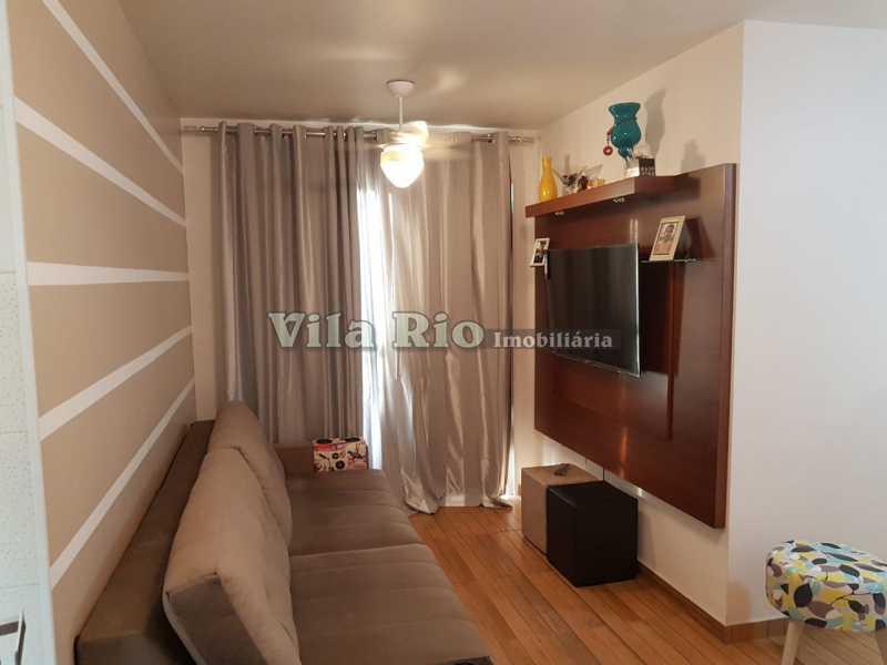 SALA 1 - Apartamento À Venda - Vila da Penha - Rio de Janeiro - RJ - VAP20405 - 3