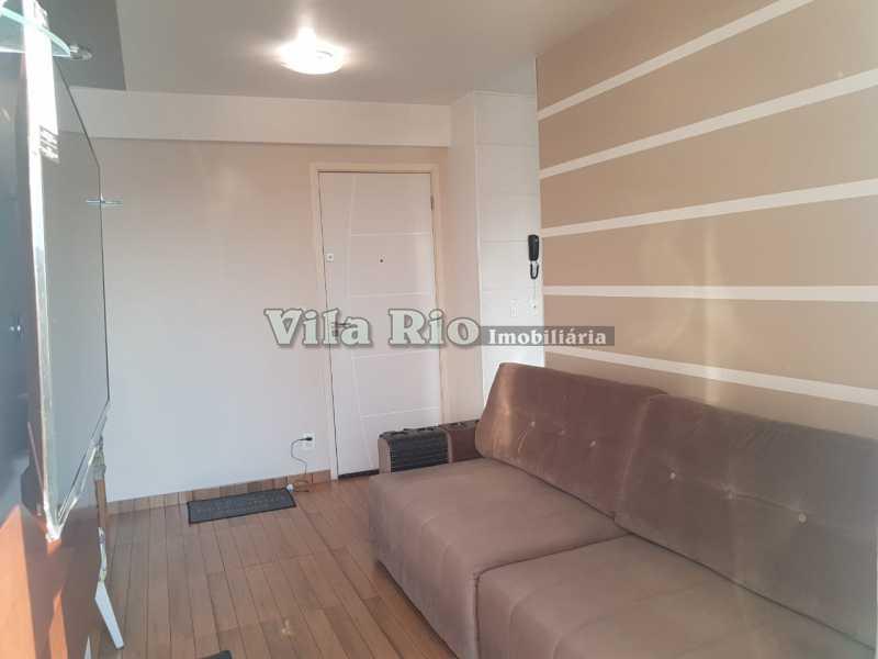 SALA 3 - Apartamento À Venda - Vila da Penha - Rio de Janeiro - RJ - VAP20405 - 4