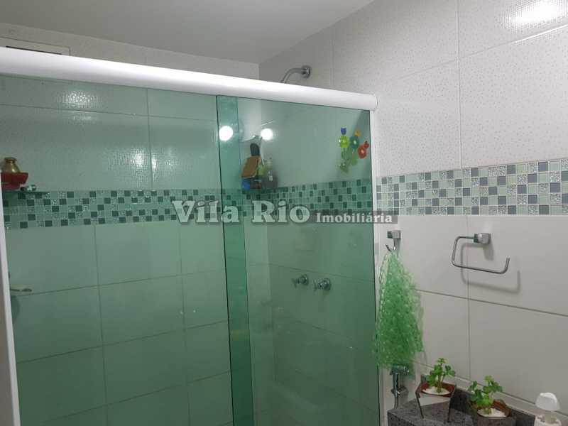 BANHEIRO 1 - Apartamento À Venda - Vila da Penha - Rio de Janeiro - RJ - VAP20405 - 16