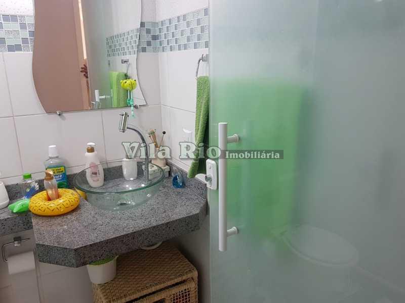 BANHEIRO 2 - Apartamento À Venda - Vila da Penha - Rio de Janeiro - RJ - VAP20405 - 17