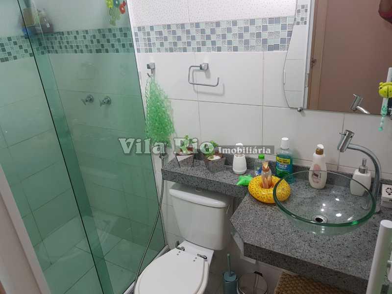 BANHEIRO 3 - Apartamento À Venda - Vila da Penha - Rio de Janeiro - RJ - VAP20405 - 18