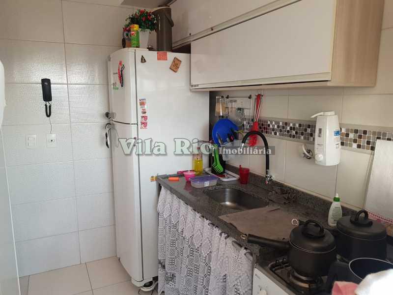 COZINHA 1 - Apartamento À Venda - Vila da Penha - Rio de Janeiro - RJ - VAP20405 - 19