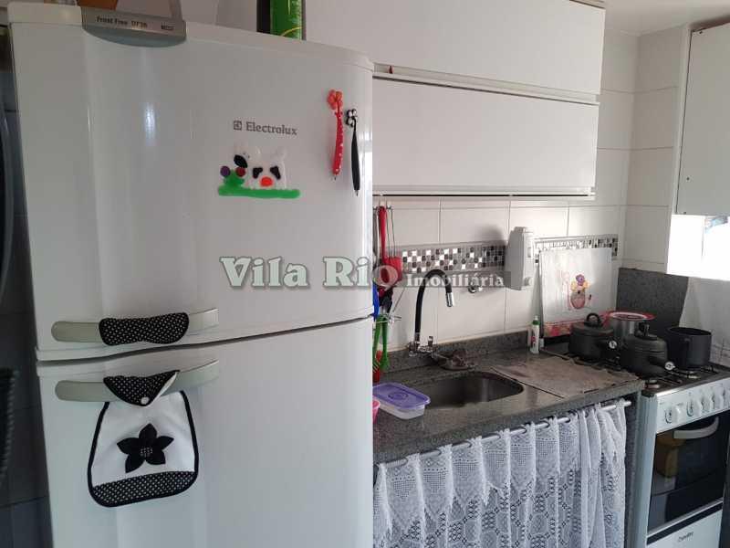 COZINHA 2 - Apartamento À Venda - Vila da Penha - Rio de Janeiro - RJ - VAP20405 - 20