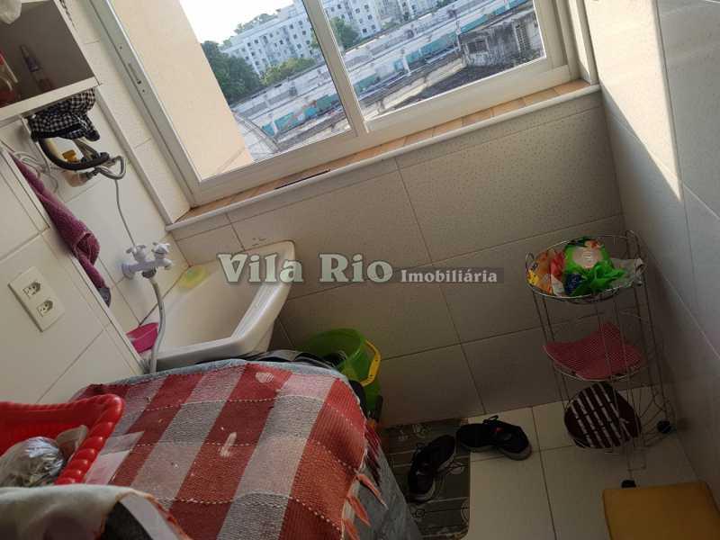 ÁREA 1 - Apartamento À Venda - Vila da Penha - Rio de Janeiro - RJ - VAP20405 - 21