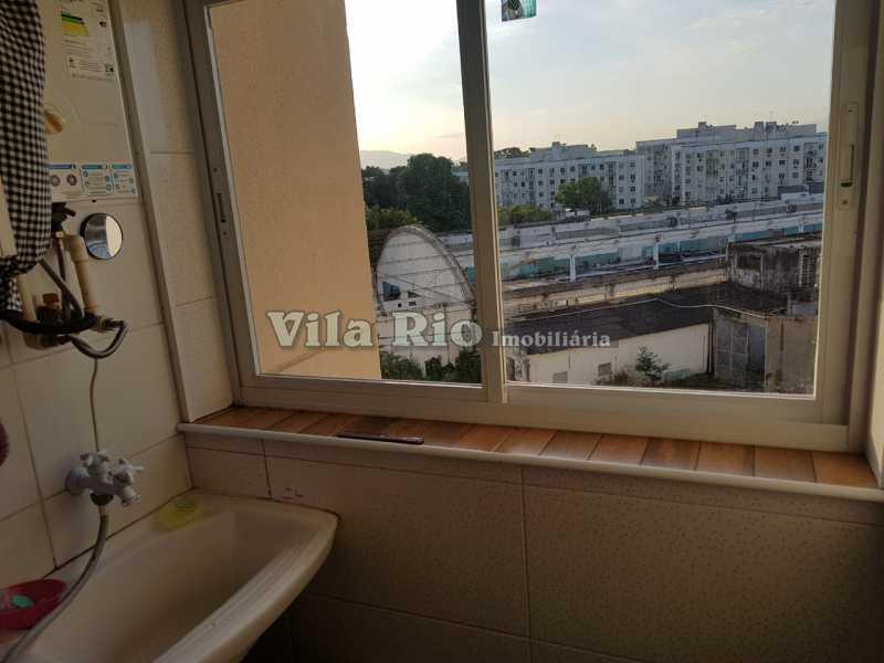 ÁREA 2 - Apartamento À Venda - Vila da Penha - Rio de Janeiro - RJ - VAP20405 - 22
