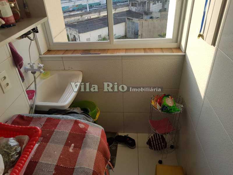 ÁREA 3 - Apartamento À Venda - Vila da Penha - Rio de Janeiro - RJ - VAP20405 - 23