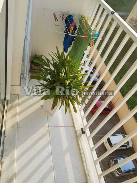 VARANDA - Apartamento À Venda - Vila da Penha - Rio de Janeiro - RJ - VAP20405 - 24